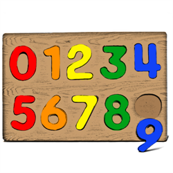 TODDLER PUZZLES